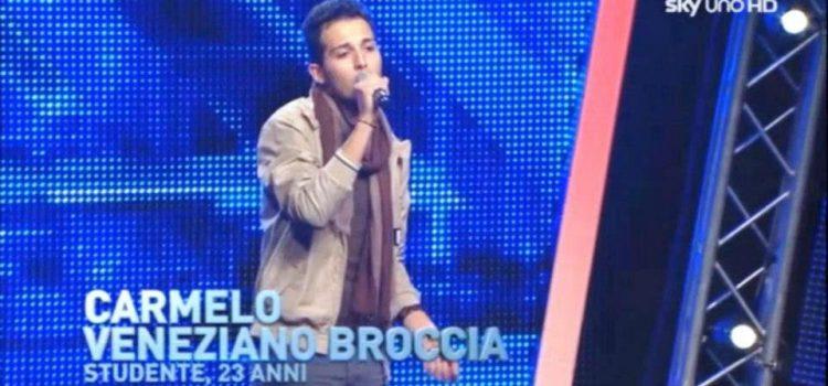 VIDEO. X Factor: Carmelo Veneziano Broccia, protagonista indiscusso