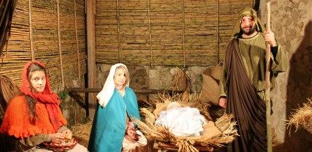 VIDEO. Il Presepe Vivente edizione 2012 di Cattolica Eraclea