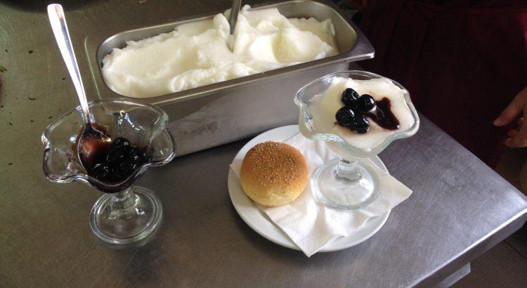 VIDEO. Pane e granita al limone, uno 'spettacolo' tutto siciliano