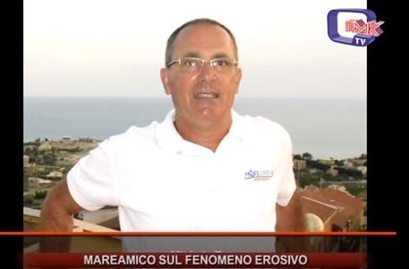 VIDEO| MAREAMICO SU MOTIVI DELL'EROSIONE A ERACLEA MINOA