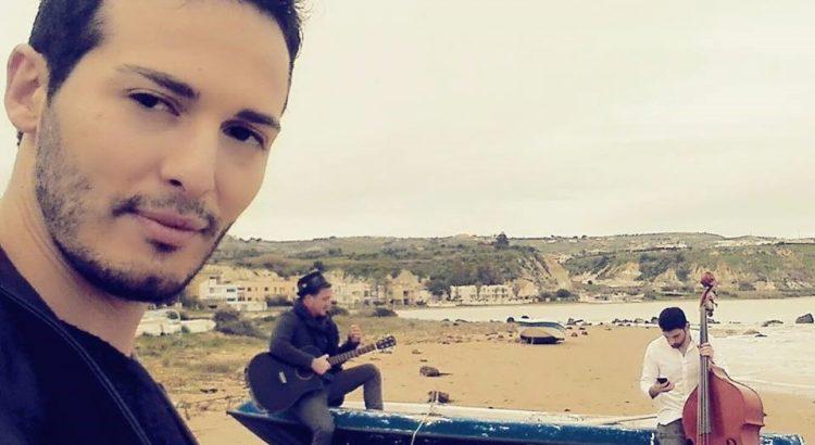 Carmelo Veneziano Broccia in Perfect di  Ed Sheeran. Grande voce e bellissimo video