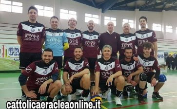 Cade sotto i colpi della capolista Licata, l'Eraclea Volley maschile.