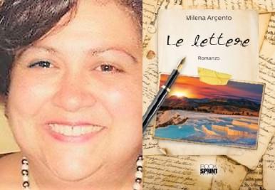 """""""Le lettere"""", da oggi in vendita il nuovo libro della cattolicese Milena Argento"""