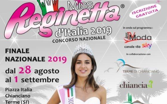 """""""Miss Reginetta d'Italia 2019"""" fa tappa a Cattolica Eraclea"""