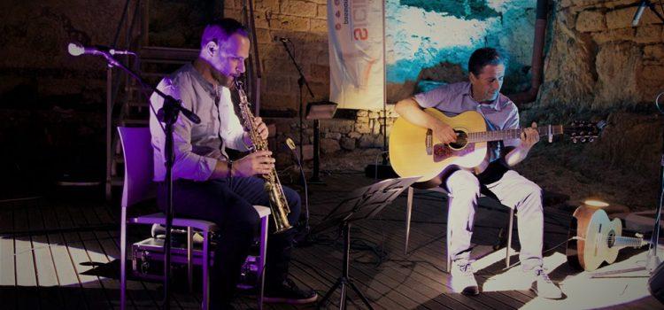"""""""Evocando l'infinito"""", ultimo appuntamento con il duo Putzu Macaluso.  Special guest il percussionista Giovanni Apprendi"""