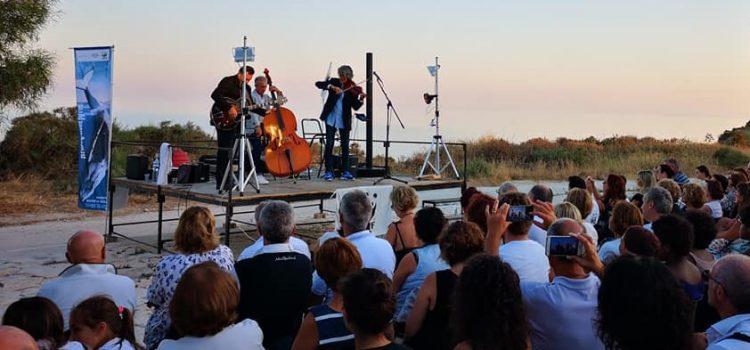 """VIDEO. """"Evocando l'infinito"""", a Eraclea Minoa il grande jazz con  Mauro Carpi trio"""