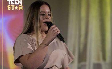 """La giovane cattolicese Sofia Maniscalco finalista al talent inglese """"TeenStar"""""""