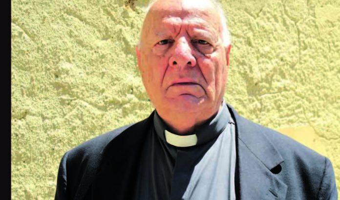 È ritornato alla casa del Padre il sacerdote cattolicese mons.Vito Guaragna