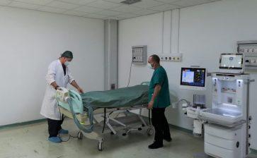 Ospedale di Ribera: è nata la divisione di terapia intensiva con 10 posti letto